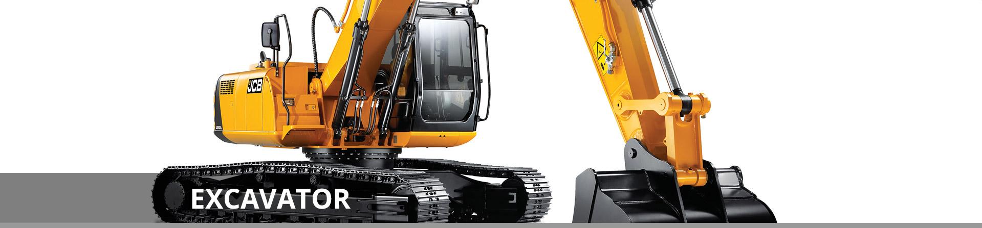 Excavator Header