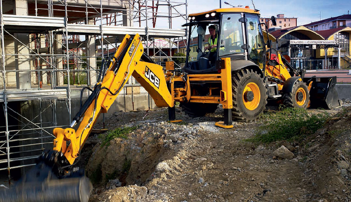 JCB Backhoe Loader - 3CX Eco