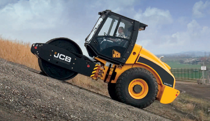 JCB Compaction Equipment