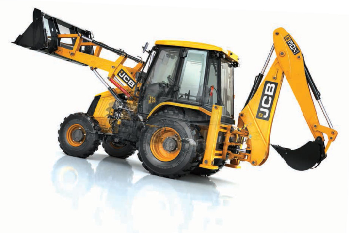 JCB Backhoe Loader 3DX