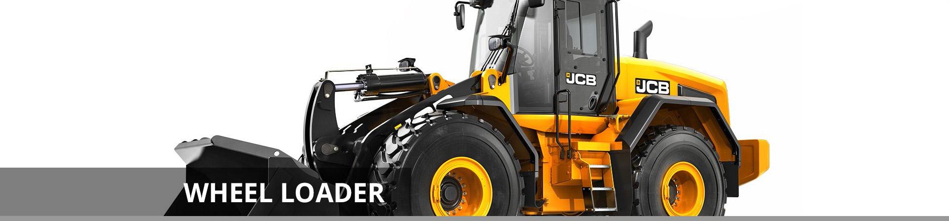 Wheel Loader Header